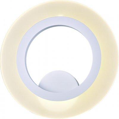 Светильник Arte lamp A9300AP-1WH ROTONDOХай-тек<br><br><br>Тип лампы: LED<br>Тип цоколя: LED<br>Количество ламп: 5<br>MAX мощность ламп, Вт: 5<br>Размеры: H28xW5xL5<br>Цвет арматуры: белый