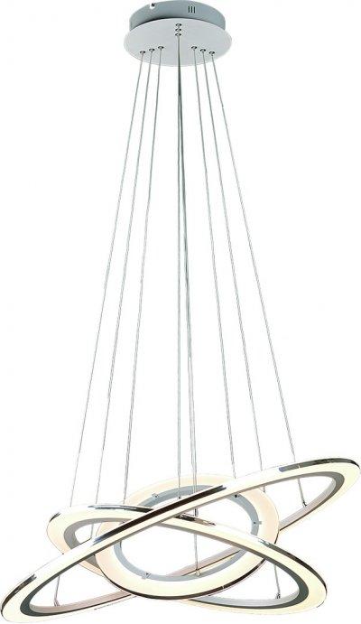 Светильник подвесной Arte lamp A9305SP-3WH ROTONDOПодвесные<br>Компания «Светодом» предлагает широкий ассортимент люстр от известных производителей. Представленные в нашем каталоге товары выполнены из современных материалов и обладают отличным качеством. Благодаря широкому ассортименту Вы сможете найти у нас люстру под любой интерьер. Мы предлагаем как классические варианты, так и современные модели, отличающиеся лаконичностью и простотой форм. <br>Стильная люстра Arte lamp A9305SP-3WH станет украшением любого дома. Эта модель от известного производителя не оставит равнодушным ценителей красивых и оригинальных предметов интерьера. Люстра Arte lamp A9305SP-3WH обеспечит равномерное распределение света по всей комнате. При выборе обратите внимание на характеристики, позволяющие приобрести наиболее подходящую модель. <br>Купить понравившуюся люстру по доступной цене Вы можете в интернет-магазине «Светодом». Мы предлагаем доставку не только по Москве и Екатеринбурге, но и по всей России.<br><br>Установка на натяжной потолок: Да<br>S освещ. до, м2: 29<br>Крепление: Планка<br>Тип лампы: LED<br>Тип цоколя: LED<br>Цвет арматуры: белый<br>Количество ламп: 3<br>Диаметр, мм мм: 800<br>Размеры: H3xW80xL80+шн/цп130<br>Высота, мм: 300 - 1300<br>MAX мощность ламп, Вт: 72