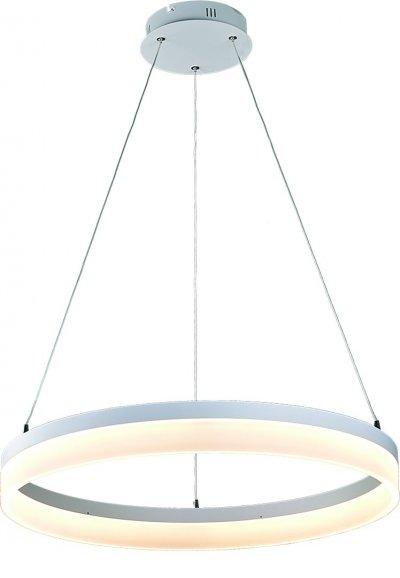 Светильник подвесной Arte lamp A9306SP-1WH ROTONDOПодвесные<br>Компания «Светодом» предлагает широкий ассортимент люстр от известных производителей. Представленные в нашем каталоге товары выполнены из современных материалов и обладают отличным качеством. Благодаря широкому ассортименту Вы сможете найти у нас люстру под любой интерьер. Мы предлагаем как классические варианты, так и современные модели, отличающиеся лаконичностью и простотой форм. <br>Стильная люстра Arte lamp A9306SP-1WH станет украшением любого дома. Эта модель от известного производителя не оставит равнодушным ценителей красивых и оригинальных предметов интерьера. Люстра Arte lamp A9306SP-1WH обеспечит равномерное распределение света по всей комнате. При выборе обратите внимание на характеристики, позволяющие приобрести наиболее подходящую модель. <br>Купить понравившуюся люстру по доступной цене Вы можете в интернет-магазине «Светодом». Мы предлагаем доставку не только по Москве и Екатеринбурге, но и по всей России.<br><br>Установка на натяжной потолок: Да<br>S освещ. до, м2: 14<br>Крепление: Планка<br>Тип лампы: LED<br>Тип цоколя: LED<br>Цвет арматуры: белый<br>Количество ламп: 1<br>Диаметр, мм мм: 600<br>Размеры: H12xW60xL60+шн/цп130<br>Высота, мм: 120 - 1420<br>MAX мощность ламп, Вт: 36