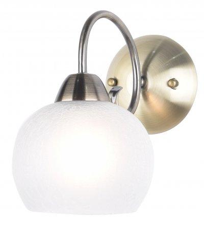 Светильник Arte Lamp A9317AP-1ABсовременные бра модерн<br>Светильник Arte Lamp A9317AP-1AB сделает Ваш интерьер современным, стильным и запоминающимся! Наиболее функционально и эстетически привлекательно модель будет смотреться в гостиной, зале, холле или другой комнате. А в комплекте с люстрой и торшером из этой же коллекции сделает интерьер по-дизайнерски профессиональным и законченным.