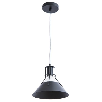 Светильник подвесной Arte Lamp A9347SP-1BK STARK фото