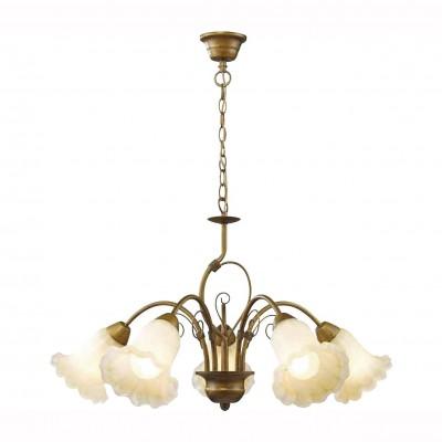 Светильник подвесной Arte lamp A9361LM-5BR MORMORIOПодвесные<br>Компания «Светодом» предлагает широкий ассортимент люстр от известных производителей. Представленные в нашем каталоге товары выполнены из современных материалов и обладают отличным качеством. Благодаря широкому ассортименту Вы сможете найти у нас люстру под любой интерьер. Мы предлагаем как классические варианты, так и современные модели, отличающиеся лаконичностью и простотой форм.  Стильная люстра Arte lamp A9361LM-5BR станет украшением любого дома. Эта модель от известного производителя не оставит равнодушным ценителей красивых и оригинальных предметов интерьера. Люстра Arte lamp A9361LM-5BR обеспечит равномерное распределение света по всей комнате. При выборе обратите внимание на характеристики, позволяющие приобрести наиболее подходящую модель. Купить понравившуюся люстру по доступной цене Вы можете в интернет-магазине «Светодом». Мы предлагаем доставку не только по Москве и Екатеринбурге, но и по всей России.<br><br>Установка на натяжной потолок: Да<br>S освещ. до, м2: 10<br>Крепление: Крюк<br>Тип лампы: Накаливания / энергосбережения / светодиодная<br>Тип цоколя: E27<br>Цвет арматуры: коричневый<br>Количество ламп: 5<br>Диаметр, мм мм: 700<br>Размеры: H42xW70xL70+шн/цп50<br>Высота, мм: 420 - 920<br>MAX мощность ламп, Вт: 40