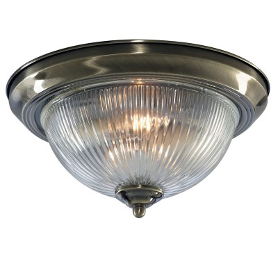 Люстра потолочная Arte Lamp A9366PL-2AB в бронзе American DinerКруглые<br>Потолочная люстра Arte Lamp A9366PL-2AB от лучшего итальянского производителя – настоящая находка для компактного и стильного интерьера! Изделие представлено в безупречном классическом варианте и бронзовом сиянии, универсальных для любых дизайнерских пространств. Компактные размеры конструкции позволят освободить пространство, не нагромождать его ненужными деталями. Отменное европейское качество порадует хозяев безупречного интерьера своей доступностью и надёжностью. Потолочная люстра Arte Lamp A9366PL-2AB – это выбор в пользу лаконичной классики, способной покорить каждого ценителя непревзойдённого и просторного интерьера! Порадуйте себя и своих близких приятным светом в достойном обрамлении! Тем более, когда оно доступно по такой привлекательной цене.<br><br>Установка на натяжной потолок: Ограничено<br>S освещ. до, м2: 8<br>Крепление: Планка<br>Тип лампы: накаливания / энергосбережения / LED-светодиодная<br>Тип цоколя: E14<br>Количество ламп: 2<br>Ширина, мм: 300<br>MAX мощность ламп, Вт: 60<br>Диаметр, мм мм: 300<br>Высота, мм: 150<br>Цвет арматуры: бронзовый