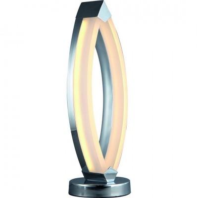 Светильник настольный Arte lamp A9443LT-2CC SERATAХай тек<br>Настольная лампа – это не просто источник дополнительного освещения, но и оригинальный элемент декора. Его можно установить в спальне, гостиной, кабинете и других комнатах. Интернет-магазин «Светодом» предлагает настольные лампы разных стилей по доступным ценам. Благодаря большому ассортименту Вы обязательно найдете в нашем каталоге именно ту модель, которую искали.   Настольная лампа Arte lamp A9443LT-2CC – прекрасный вариант для завершения интерьера. Ее можно включить одновременно с люстрой для более яркого освещения или без нее для создания уютной атмосферы, настраивающей на отдых.   Купить настольную лампу Arte lamp A9443LT-2CC Вы можете с помощью виртуальной «Корзины» или по контактным номерам, указанным на сайте.<br><br>Тип лампы: LED<br>Тип цоколя: LED<br>Количество ламп: 8<br>MAX мощность ламп, Вт: 4<br>Размеры: H38xW12xL12<br>Цвет арматуры: серебристый