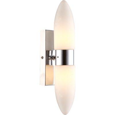 Купить со скидкой Светильник бра Arte lamp A9502AP-2CC Aqua