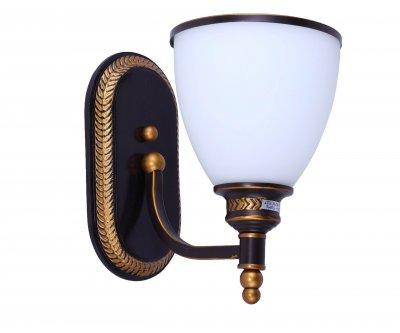 Купить Светильник настенный Arte lamp A9518AP-1BA Bonito, ARTELamp