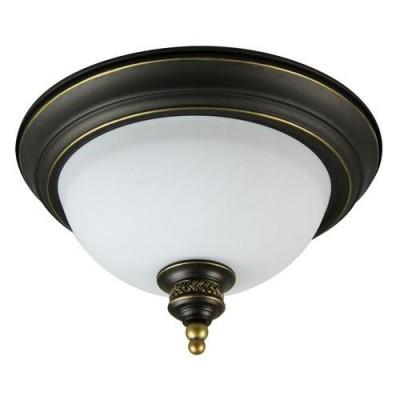 A9518PL-2BA Arte lamp СветильникПотолочные<br><br><br>Установка на натяжной потолок: Ограничено<br>S освещ. до, м2: 4<br>Тип цоколя: E27<br>Цвет арматуры: АНТИЧНЫЙ ЧЕРНЫЙ<br>Количество ламп: 2<br>Диаметр, мм мм: 340<br>Размеры: D170<br>Длина, мм: 340<br>Высота, мм: 200<br>MAX мощность ламп, Вт: 40W<br>Общая мощность, Вт: 40W