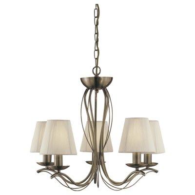 Люстра Arte lamp A9521LM-5AB DamainПодвесные<br>Компания «Светодом» предлагает широкий ассортимент люстр от известных производителей. Представленные в нашем каталоге товары выполнены из современных материалов и обладают отличным качеством. Благодаря широкому ассортименту Вы сможете найти у нас люстру под любой интерьер. Мы предлагаем как классические варианты, так и современные модели, отличающиеся лаконичностью и простотой форм. <br>Стильная люстра Arte lamp A9521LM-5AB станет украшением любого дома. Эта модель от известного производителя не оставит равнодушным ценителей красивых и оригинальных предметов интерьера. Люстра Arte lamp A9521LM-5AB обеспечит равномерное распределение света по всей комнате. При выборе обратите внимание на характеристики, позволяющие приобрести наиболее подходящую модель. <br>Купить понравившуюся люстру по доступной цене Вы можете в интернет-магазине «Светодом».<br><br>Установка на натяжной потолок: Да<br>S освещ. до, м2: 14<br>Крепление: Крюк<br>Тип лампы: накаливания / энергосбережения / LED-светодиодная<br>Тип цоколя: E14<br>Цвет арматуры: бронзовый<br>Количество ламп: 5<br>Ширина, мм: 510<br>Диаметр, мм мм: 510<br>Длина цепи/провода, мм: 490<br>Высота, мм: 400<br>MAX мощность ламп, Вт: 40