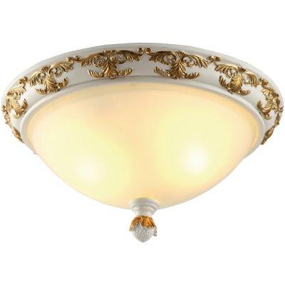 Светильник Arte lamp A9570PL-2WG Benessereлюстры потолочные классические<br>Компания «Светодом» предлагает широкий ассортимент люстр от известных производителей. Представленные в нашем каталоге товары выполнены из современных материалов и обладают отличным качеством. Благодаря широкому ассортименту Вы сможете найти у нас люстру под любой интерьер. Мы предлагаем как классические варианты, так и современные модели, отличающиеся лаконичностью и простотой форм. <br>Стильная люстра Arte lamp A9570PL-2WG станет украшением любого дома. Эта модель от известного производителя не оставит равнодушным ценителей красивых и оригинальных предметов интерьера. Люстра Arte lamp A9570PL-2WG обеспечит равномерное распределение света по всей комнате. При выборе обратите внимание на характеристики, позволяющие приобрести наиболее подходящую модель. <br>Купить понравившуюся люстру по доступной цене Вы можете в интернет-магазине «Светодом».<br><br>Установка на натяжной потолок: Ограничено<br>S освещ. до, м2: 5<br>Крепление: Планка<br>Тип лампы: накаливания / энергосбережения / LED-светодиодная<br>Тип цоколя: E14<br>Цвет арматуры: белый с золотистой патиной<br>Количество ламп: 2<br>Диаметр, мм мм: 360<br>Высота, мм: 180<br>MAX мощность ламп, Вт: 40