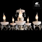 Светильник Arte lamp A9591LM-5AB Onyx Red