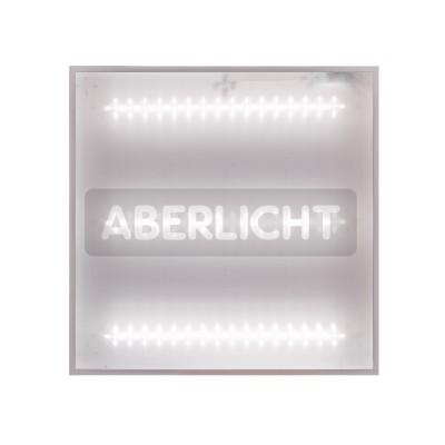 Светодиодный светильник ABERLICHT ACE-20/120 PR NW(грильято) БАП, 610*590*65mm, 28Вт, 2800Лм, (0126)Cсветодиодные потолочные светильники 600х600<br>Универсальный светодиодный светильник ABERLICHT ACE — 20/120 PR NW – это энергоэффективная замена люминесцентного светильника типа «армстронг» а также решение по модернизации освещения офиса, магазина, образовательного учреждения, любого пространства, где нужно достичь высокого уровня освещенности, а также существенной экономии.  Три светодиодных алюминиевых платы с 48 светодиодами ABERLICHT гарантируют срок работы более 10 лет.<br><br>Тип лампы: LED - светодиодная<br>Тип цоколя: LED, встроенные светодиоды<br>Ширина, мм: 590<br>Длина, мм: 610<br>Высота, мм: 65<br>MAX мощность ламп, Вт: 28