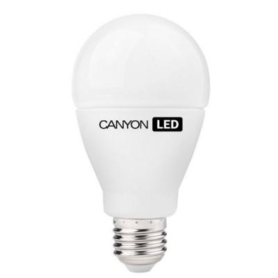 Светодиодная лампа CANYON AE27FR15W230VWСтандартный вид<br><br><br>Рекомендуемые колбы ламп: R63<br>Тип товара: LED - светодиодная<br>Цветовая t, К: 2700<br>Тип лампы: LED - светодиодная<br>Тип цоколя: E27<br>MAX мощность ламп, Вт: 15<br>Диаметр, мм мм: 70<br>Длина, мм: 131<br>Общая мощность, Вт: эквивалент лампы накаливания 100 Ватт