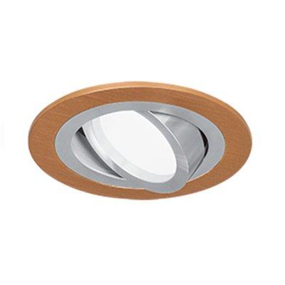 Светильник Gauss Aluminium AL012 Круг. Золото/Хром, Gu5.3Круглые<br>Встраиваемые светильники – популярное осветительное оборудование, которое можно использовать в качестве основного источника или в дополнение к люстре. Они позволяют создать нужную атмосферу атмосферу и привнести в интерьер уют и комфорт.   Интернет-магазин «Светодом» предлагает стильный встраиваемый светильник Gauss Aluminium AL012. Данная модель достаточно универсальна, поэтому подойдет практически под любой интерьер. Перед покупкой не забудьте ознакомиться с техническими параметрами, чтобы узнать тип цоколя, площадь освещения и другие важные характеристики.   Приобрести встраиваемый светильник Gauss Aluminium AL012 в нашем онлайн-магазине Вы можете либо с помощью «Корзины», либо по контактным номерам. Мы развозим заказы по Москве, Екатеринбургу и остальным российским городам.<br><br>S освещ. до, м2: 3<br>Тип лампы: галогенная/LED<br>Тип цоколя: GU5.3 (MR16)<br>Цвет арматуры: серебристый<br>Количество ламп: 1<br>Диаметр, мм мм: 95<br>Диаметр врезного отверстия, мм: 80<br>Высота, мм: 30<br>MAX мощность ламп, Вт: 50