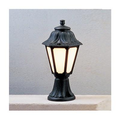 Светильник уличный черный Fumagalli ANNA MIKROLOT E22.110.000.AX E27Фонари на опору<br>Обеспечение качественного уличного освещения – важная задача для владельцев коттеджей. Компания «Светодом» предлагает современные светильники, которые порадуют Вас отличным исполнением. В нашем каталоге представлена продукция известных производителей, пользующихся популярностью благодаря высокому качеству выпускаемых товаров.   Уличный светильник Fumagalli ANNA MIKROLOT E22.110.000.AX E27 не просто обеспечит качественное освещение, но и станет украшением Вашего участка. Модель выполнена из современных материалов и имеет влагозащитный корпус, благодаря которому ей не страшны осадки.   Купить уличный светильник Fumagalli ANNA MIKROLOT E22.110.000.AX E27, представленный в нашем каталоге, можно с помощью онлайн-формы для заказа. Чтобы задать имеющиеся вопросы, звоните нам по указанным телефонам. Мы доставим Ваш заказ не только в Москву и Екатеринбург, но и другие города.<br><br>Крепление: На мал ножке<br>Тип цоколя: E27<br>Ширина, мм: 220<br>MAX мощность ламп, Вт: 60<br>Диаметр, мм мм: 220<br>Высота, мм: 385<br>Оттенок (цвет): Прозрачный<br>Цвет арматуры: Черный