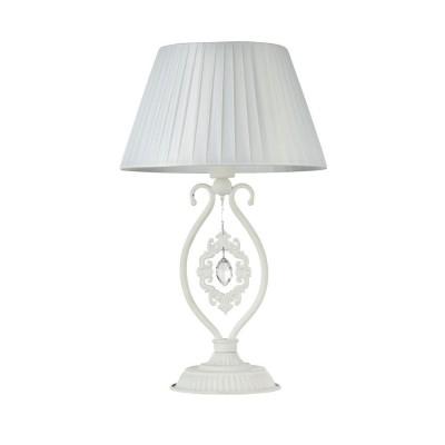 Настольная лампа Maytoni ARM001-11-W PassarinhoКлассические<br>Настольная лампа – это не просто источник дополнительного освещения, но и оригинальный элемент декора. Его можно установить в спальне, гостиной, кабинете и других комнатах. Интернет-магазин «Светодом» предлагает настольные лампы разных стилей по доступным ценам. Благодаря большому ассортименту Вы обязательно найдете в нашем каталоге именно ту модель, которую искали. <br> Настольная лампа Maytoni ARM001-11-W – прекрасный вариант для завершения интерьера. Ее можно включить одновременно с люстрой для более яркого освещения или без нее для создания уютной атмосферы, настраивающей на отдых. <br> Купить настольную лампу Maytoni ARM001-11-W Вы можете с помощью виртуальной «Корзины» или по контактным номерам, указанным на сайте.<br><br>Тип лампы: накаливания / энергосбережения / LED-светодиодная<br>Тип цоколя: E14<br>Цвет арматуры: белый<br>Количество ламп: 1<br>Диаметр, мм мм: 270<br>Высота, мм: 460<br>MAX мощность ламп, Вт: 40