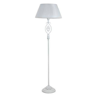 Торшер Maytoni ARM001-FL-01-W PassarinhoКлассические торшеры<br><br><br>Тип цоколя: E27<br>Цвет арматуры: Белый Матовый<br>Количество ламп: 1<br>Глубина, мм: 460<br>Оттенок (цвет): Белый Матовый<br>MAX мощность ламп, Вт: 40