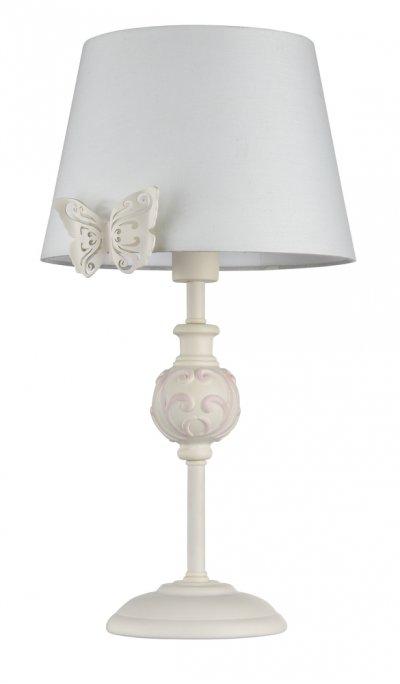 Настольная лампа Maytoni ARM032-11-PK FionaКлассические<br>Настольная лампа – это не просто источник дополнительного освещения, но и оригинальный элемент декора. Его можно установить в спальне, гостиной, кабинете и других комнатах. Интернет-магазин «Светодом» предлагает настольные лампы разных стилей по доступным ценам. Благодаря большому ассортименту Вы обязательно найдете в нашем каталоге именно ту модель, которую искали.   Настольная лампа Maytoni ARM032-11-PK – прекрасный вариант для завершения интерьера. Ее можно включить одновременно с люстрой для более яркого освещения или без нее для создания уютной атмосферы, настраивающей на отдых.   Купить настольную лампу Maytoni ARM032-11-PK Вы можете с помощью виртуальной «Корзины» или по контактным номерам, указанным на сайте.<br><br>Тип цоколя: E14<br>Количество ламп: 1<br>MAX мощность ламп, Вт: 40<br>Диаметр, мм мм: 220<br>Высота, мм: 400