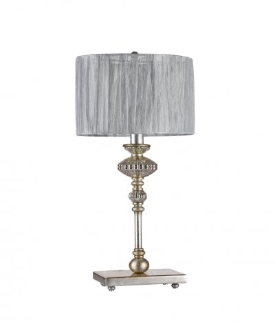 Настольная лампа Maytoni ARM041-11-G Serena AntiqueКлассические<br>Настольная лампа – это не просто источник дополнительного освещения, но и оригинальный элемент декора. Его можно установить в спальне, гостиной, кабинете и других комнатах. Интернет-магазин «Светодом» предлагает настольные лампы разных стилей по доступным ценам. Благодаря большому ассортименту Вы обязательно найдете в нашем каталоге именно ту модель, которую искали.   Настольная лампа Maytoni ARM041-11-G – прекрасный вариант для завершения интерьера. Ее можно включить одновременно с люстрой для более яркого освещения или без нее для создания уютной атмосферы, настраивающей на отдых.   Купить настольную лампу Maytoni ARM041-11-G Вы можете с помощью виртуальной «Корзины» или по контактным номерам, указанным на сайте.<br><br>Тип цоколя: E14<br>Количество ламп: 1<br>Ширина, мм: 270<br>MAX мощность ламп, Вт: 40<br>Глубина, мм: 190<br>Высота, мм: 500