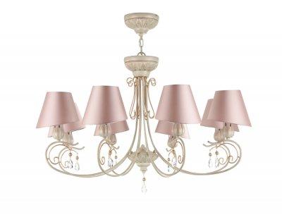 Люстра Maytoni ARM051-08-G СutieПодвесные<br><br><br>Установка на натяжной потолок: Да<br>S освещ. до, м2: 16<br>Тип цоколя: E14<br>Количество ламп: 8<br>MAX мощность ламп, Вт: 40<br>Диаметр, мм мм: 890<br>Высота, мм: 540
