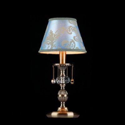Светильник Maytoni RC098-TL-01-R Classic ValsКлассические<br>Настольная лампа – это не просто источник дополнительного освещения, но и оригинальный элемент декора. Его можно установить в спальне, гостиной, кабинете и других комнатах. Интернет-магазин «Светодом» предлагает настольные лампы разных стилей по доступным ценам. Благодаря большому ассортименту Вы обязательно найдете в нашем каталоге именно ту модель, которую искали. <br> Настольная лампа Maytoni RC098-TL-01-R – прекрасный вариант для завершения интерьера. Ее можно включить одновременно с люстрой для более яркого освещения или без нее для создания уютной атмосферы, настраивающей на отдых. <br> Купить настольную лампу Maytoni RC098-TL-01-R Вы можете с помощью виртуальной «Корзины» или по контактным номерам, указанным на сайте.<br><br>S освещ. до, м2: 2<br>Тип лампы: накал/сберегающие/LED<br>Тип цоколя: E14<br>Цвет арматуры: бронзовый<br>Количество ламп: 1<br>Диаметр, мм мм: 200<br>Высота, мм: 390<br>MAX мощность ламп, Вт: 40