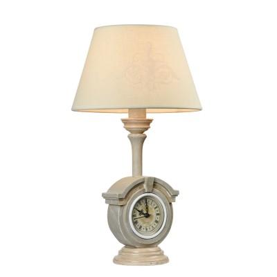 Светильник бра Maytoni ARM132-TL-01-GR MileaПрованс<br><br><br>Тип цоколя: E14<br>Цвет арматуры: Серый<br>Количество ламп: 1<br>Ширина, мм: 190<br>Диаметр, мм мм: 180<br>Оттенок (цвет): Серый<br>MAX мощность ламп, Вт: 40