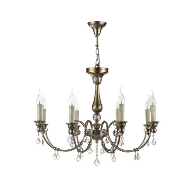 Люстра Maytoni ARM141-08-G Francisлюстры подвесные классические<br><br><br>Тип лампы: Накаливания / энергосбережения / светодиодная<br>Тип цоколя: E14<br>Цвет арматуры: золотой<br>Количество ламп: 8<br>Диаметр, мм мм: 750<br>Высота полная, мм: 1560<br>Глубина, мм: 750<br>Высота, мм: 560<br>Поверхность арматуры: матовая<br>Оттенок (цвет): золотой<br>MAX мощность ламп, Вт: 60