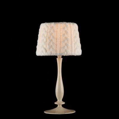 Настольная лампа Maytoni ARM143-22-BG LanaПрованс<br><br><br>Тип лампы: Накаливания / энергосбережения / светодиодная<br>Тип цоколя: E14<br>Количество ламп: 1<br>MAX мощность ламп, Вт: 40<br>Диаметр, мм мм: 230<br>Высота, мм: 480<br>Цвет арматуры: Бежевый ( дерево )