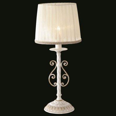 Светильник Maytoni ARM290-11-G Elegant 29Классические<br>Изысканным декором для любого интерьера служат разного рода светильники. Компания Майтони выпускает настольные лампы различных стилей цветов и дизайна. Роскошь стиля барокко сочетается в настольной лампе Maytoni Elegant 29 ARM290-11-G с великолепным современным качеством. На фото видно, как выгодно сочетается белое золото арматуры с кремовой тканью плафона, тонкостью линий, совершенством и законченностью форм. Данная конструкция рассчитана на одну лампочку. Изящная настольная лампа Maytoni соединяет в себе безупречный дизайн и разумную цену. Стоимость товара дает возможность каждому ценителю красоты и рациональности купить настольную лампу для украшения своего интерьера.<br><br>S освещ. до, м2: 2<br>Тип лампы: накаливания / энергосбережения / LED-светодиодная<br>Тип цоколя: E14<br>Количество ламп: 1<br>MAX мощность ламп, Вт: 40<br>Диаметр, мм мм: 220<br>Высота, мм: 530<br>Цвет арматуры: белый с золотистой патиной