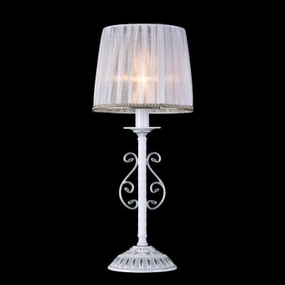 Светильник Maytoni ARM290-11-W ARM290Классические<br>Настольная лампа – это не просто источник дополнительного освещения, но и оригинальный элемент декора. Его можно установить в спальне, гостиной, кабинете и других комнатах. Интернет-магазин «Светодом» предлагает настольные лампы разных стилей по доступным ценам. Благодаря большому ассортименту Вы обязательно найдете в нашем каталоге именно ту модель, которую искали.   Настольная лампа Maytoni ARM290-11-W ARM290 – прекрасный вариант для завершения интерьера. Ее можно включить одновременно с люстрой для более яркого освещения или без нее для создания уютной атмосферы, настраивающей на отдых.   Купить настольную лампу Maytoni ARM290-11-W ARM290 Вы можете с помощью виртуальной «Корзины» или по контактным номерам, указанным на сайте.<br><br>S освещ. до, м2: 2<br>Тип лампы: накаливания / энергосбережения / LED-светодиодная<br>Тип цоколя: E14<br>Количество ламп: 1<br>MAX мощность ламп, Вт: 40<br>Диаметр, мм мм: 220<br>Высота, мм: 520<br>Цвет арматуры: белый
