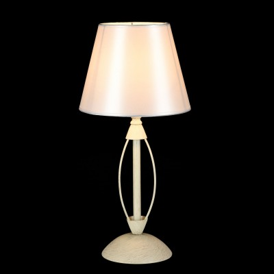 Светильник Maytoni ARM327-11-WСовременные<br>Настольная лампа – это не просто источник дополнительного освещения, но и оригинальный элемент декора. Его можно установить в спальне, гостиной, кабинете и других комнатах. Интернет-магазин «Светодом» предлагает настольные лампы разных стилей по доступным ценам. Благодаря большому ассортименту Вы обязательно найдете в нашем каталоге именно ту модель, которую искали.   Настольная лампа Maytoni ARM327-11-W – прекрасный вариант для завершения интерьера. Ее можно включить одновременно с люстрой для более яркого освещения или без нее для создания уютной атмосферы, настраивающей на отдых.   Купить настольную лампу Maytoni ARM327-11-W Вы можете с помощью виртуальной «Корзины» или по контактным номерам, указанным на сайте.<br><br>Тип лампы: Накаливания / энергосбережения / светодиодная<br>Тип цоколя: E14<br>Цвет арматуры: бежевый<br>Количество ламп: 1<br>Диаметр, мм мм: 240<br>Высота, мм: 482<br>MAX мощность ламп, Вт: 40