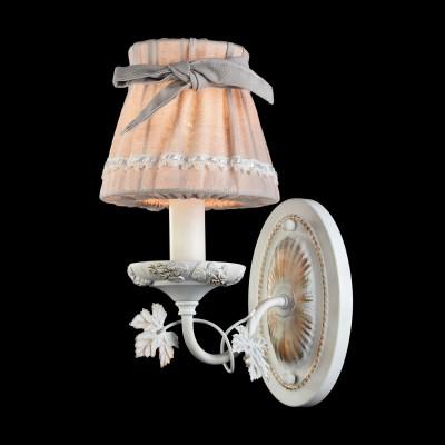 Светильник Maytoni ARM393-01-WФлористика<br><br><br>Тип лампы: Накаливания / энергосбережения / светодиодная<br>Тип цоколя: E14<br>Количество ламп: 1<br>Ширина, мм: 220<br>MAX мощность ламп, Вт: 40<br>Расстояние от стены, мм: 150<br>Высота, мм: 310<br>Цвет арматуры: белый
