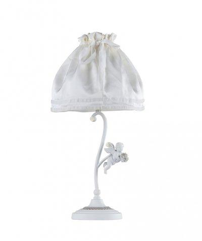 Настольная лампа Maytoni ARM394-11-WG ForliКлассические<br>Настольная лампа – это не просто источник дополнительного освещения, но и оригинальный элемент декора. Его можно установить в спальне, гостиной, кабинете и других комнатах. Интернет-магазин «Светодом» предлагает настольные лампы разных стилей по доступным ценам. Благодаря большому ассортименту Вы обязательно найдете в нашем каталоге именно ту модель, которую искали. <br> Настольная лампа Maytoni ARM394-11-WG – прекрасный вариант для завершения интерьера. Ее можно включить одновременно с люстрой для более яркого освещения или без нее для создания уютной атмосферы, настраивающей на отдых. <br> Купить настольную лампу Maytoni ARM394-11-WG Вы можете с помощью виртуальной «Корзины» или по контактным номерам, указанным на сайте.<br><br>Тип цоколя: E14<br>Количество ламп: 1<br>Диаметр, мм мм: 230<br>Высота, мм: 460<br>MAX мощность ламп, Вт: 40