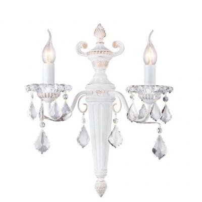 Купить со скидкой Светильник бра Maytoni ARM400-02-W Elegant Vivaldi