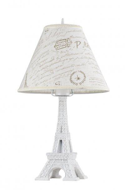 Настольная лампа Maytoni ARM402-22-W ParisСовременные<br>Настольная лампа – это не просто источник дополнительного освещения, но и оригинальный элемент декора. Его можно установить в спальне, гостиной, кабинете и других комнатах. Интернет-магазин «Светодом» предлагает настольные лампы разных стилей по доступным ценам. Благодаря большому ассортименту Вы обязательно найдете в нашем каталоге именно ту модель, которую искали.   Настольная лампа Maytoni ARM402-22-W – прекрасный вариант для завершения интерьера. Ее можно включить одновременно с люстрой для более яркого освещения или без нее для создания уютной атмосферы, настраивающей на отдых.   Купить настольную лампу Maytoni ARM402-22-W Вы можете с помощью виртуальной «Корзины» или по контактным номерам, указанным на сайте.<br><br>Тип цоколя: E27<br>Количество ламп: 1<br>Диаметр, мм мм: 250<br>Высота, мм: 450<br>MAX мощность ламп, Вт: 40
