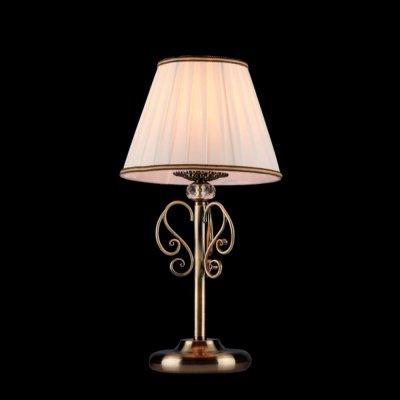 Светильник Maytoni ARM420-22-R Elegant 20Классические<br><br><br>S освещ. до, м2: 2<br>Тип товара: Настольная лампа<br>Тип лампы: накал/сберегающие/LED<br>Тип цоколя: E14<br>Количество ламп: 1<br>MAX мощность ламп, Вт: 40<br>Диаметр, мм мм: 220<br>Высота, мм: 430<br>Цвет арматуры: бронзовый