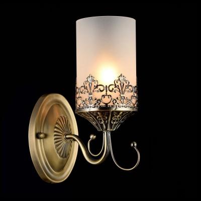 Светильник Maytoni ARM563-01-RКлассические<br><br><br>Тип лампы: Накаливания / энергосбережения / светодиодная<br>Тип цоколя: E14<br>Цвет арматуры: бронзовый<br>Количество ламп: 1<br>Расстояние от стены, мм: 205<br>Высота, мм: 262<br>MAX мощность ламп, Вт: 60