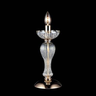 Maytoni Luciano ARM587-11-R Настольная лампаКлассические<br>Настольная лампа – это не просто источник дополнительного освещения, но и оригинальный элемент декора. Его можно установить в спальне, гостиной, кабинете и других комнатах. Интернет-магазин «Светодом» предлагает настольные лампы разных стилей по доступным ценам. Благодаря большому ассортименту Вы обязательно найдете в нашем каталоге именно ту модель, которую искали.   Настольная лампа Maytoni ARM587-11-R – прекрасный вариант для завершения интерьера. Ее можно включить одновременно с люстрой для более яркого освещения или без нее для создания уютной атмосферы, настраивающей на отдых.   Купить настольную лампу Maytoni ARM587-11-R Вы можете с помощью виртуальной «Корзины» или по контактным номерам, указанным на сайте.<br><br>Тип цоколя: E14<br>Цвет арматуры: Янтарный<br>Количество ламп: 1<br>Диаметр, мм мм: 140<br>Высота, мм: 320<br>MAX мощность ламп, Вт: 40