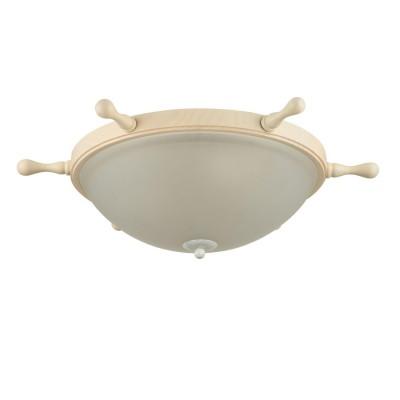 Светильник штурвал Maytoni ARM624-03-W FrigateПотолочные<br><br><br>Установка на натяжной потолок: Ограничено<br>S освещ. до, м2: 9<br>Крепление: Планка<br>Тип лампы: накаливания / энергосбережения / LED-светодиодная<br>Тип цоколя: E14<br>Цвет арматуры: белый<br>Количество ламп: 3<br>Диаметр, мм мм: 526<br>Высота, мм: 173<br>MAX мощность ламп, Вт: 60