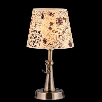Светильник Maytoni ARM625-11-R Elegant 54Современные<br>Настольная лампа – это не просто источник дополнительного освещения, но и оригинальный элемент декора. Его можно установить в спальне, гостиной, кабинете и других комнатах. Интернет-магазин «Светодом» предлагает настольные лампы разных стилей по доступным ценам. Благодаря большому ассортименту Вы обязательно найдете в нашем каталоге именно ту модель, которую искали.   Настольная лампа Maytoni ARM625-11-R – прекрасный вариант для завершения интерьера. Ее можно включить одновременно с люстрой для более яркого освещения или без нее для создания уютной атмосферы, настраивающей на отдых.   Купить настольную лампу Maytoni ARM625-11-R Вы можете с помощью виртуальной «Корзины» или по контактным номерам, указанным на сайте.<br><br>S освещ. до, м2: 4<br>Тип лампы: накаливания / энергосбережения / LED-светодиодная<br>Тип цоколя: E27<br>Цвет арматуры: бронзовый<br>Количество ламп: 1<br>Диаметр, мм мм: 250<br>Высота, мм: 470<br>MAX мощность ламп, Вт: 60