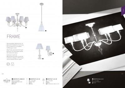 Люстра Maytoni ARM709-PL-06-W FrameОжидается<br><br><br>Тип цоколя: E14<br>Цвет арматуры: Белый<br>Количество ламп: 6<br>Глубина, мм: 660<br>Длина цепи/провода, мм: 1620<br>Оттенок (цвет): Белый<br>MAX мощность ламп, Вт: 40