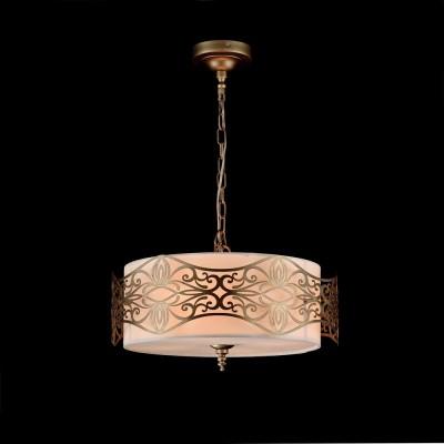 Люстра Maytoni ARM959-PL-04-GПодвесные<br><br><br>S освещ. до, м2: 8<br>Тип лампы: Накаливания / энергосбережения / светодиодная<br>Тип цоколя: E14<br>Цвет арматуры: золотой<br>Количество ламп: 4<br>Диаметр, мм мм: 455<br>Высота, мм: 250 - 1250<br>MAX мощность ламп, Вт: 40