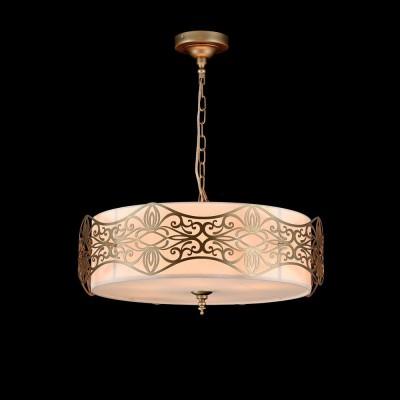 Люстра Maytoni ARM959-PL-06-GПодвесные<br><br><br>S освещ. до, м2: 12<br>Тип лампы: Накаливания / энергосбережения / светодиодная<br>Тип цоколя: E14<br>Цвет арматуры: золотой<br>Количество ламп: 6<br>Диаметр, мм мм: 555<br>Высота, мм: 250 - 1250<br>MAX мощность ламп, Вт: 40