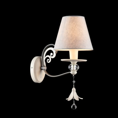 Бра Maytoni ARM993-WL-01-WСовременные<br><br><br>Тип лампы: Накаливания / энергосбережения / светодиодная<br>Тип цоколя: E14<br>Количество ламп: 1<br>Ширина, мм: 150<br>MAX мощность ламп, Вт: 40<br>Расстояние от стены, мм: 270<br>Высота, мм: 350<br>Цвет арматуры: белый