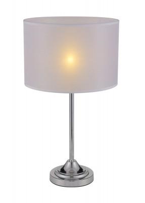 Настольная лампа Crystal lux ASTA LG1 1130/501Современные настольные лампы модерн<br>Настольная лампа – это не просто источник дополнительного освещения, но и оригинальный элемент декора. Его можно установить в спальне, гостиной, кабинете и других комнатах. Интернет-магазин «Светодом» предлагает настольные лампы разных стилей по доступным ценам. Благодаря большому ассортименту Вы обязательно найдете в нашем каталоге именно ту модель, которую искали.   Настольная лампа Crystal lux ASTA LG1 – прекрасный вариант для завершения интерьера. Ее можно включить одновременно с люстрой для более яркого освещения или без нее для создания уютной атмосферы, настраивающей на отдых.   Купить настольную лампу Crystal lux ASTA LG1 Вы можете с помощью виртуальной «Корзины» или по контактным номерам, указанным на сайте.<br><br>Тип цоколя: Е27<br>Цвет арматуры: Серебристый хром<br>Количество ламп: 1<br>Диаметр, мм мм: 300<br>Высота, мм: 510<br>MAX мощность ламп, Вт: 75