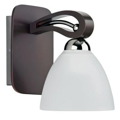 Alfa GRACJA VIGO 20890 настенный светильниксовременные бра модерн<br><br><br>Крепление: Настенное<br>Тип лампы: Накаливания / энергосбережения / светодиодная<br>Тип цоколя: E27<br>Цвет арматуры: Венге, Хром<br>Количество ламп: 1<br>Ширина, мм: 140<br>Размеры: размер коробки 260x210x180см.<br>Расстояние от стены, мм: 210<br>Высота, мм: 210<br>MAX мощность ламп, Вт: 60