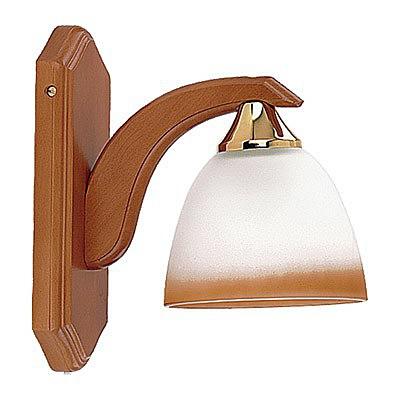 Alfa LOS 267 настенный светильниксовременные бра модерн<br><br><br>Крепление: Настенное<br>Тип лампы: Накаливания / энергосбережения / светодиодная<br>Тип цоколя: E27<br>Цвет арматуры: Золотой, Коричневый<br>Количество ламп: 1<br>Ширина, мм: 230<br>Размеры: размер коробки 260x210x180см.<br>Высота, мм: 250<br>MAX мощность ламп, Вт: 60