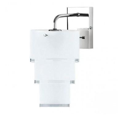 Alfa CREO 11260 светильник браСовременные<br><br><br>Тип цоколя: E27<br>Цвет арматуры: Хром<br>Количество ламп: 1<br>Диаметр, мм мм: 260<br>Размеры: размер коробки 270x270x220см.<br>Высота, мм: 310<br>MAX мощность ламп, Вт: 60