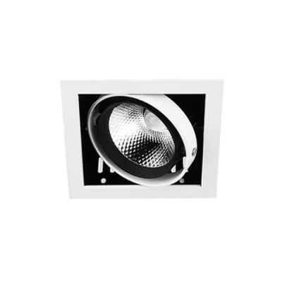 Купить Светильник Ambrella T811 BK/CH 12W 4200K, Россия