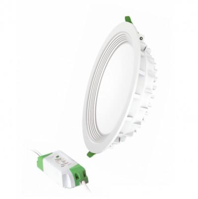 Светильник Geniled Сейлинг-В20-165 20W 4500K 10022Светодиодные<br><br><br>Цветовая t, К: 4500<br>Тип лампы: LED<br>Тип цоколя: LED<br>MAX мощность ламп, Вт: 20<br>Диаметр, мм мм: 190<br>Диаметр врезного отверстия, мм: 165<br>Высота, мм: 53<br>Цвет арматуры: белый