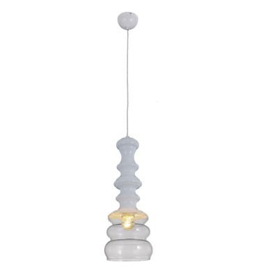 Светильник подвесной Crystal lux BELL SP1 WHITE 1182/201одиночные подвесные светильники<br>Подвесной светильник – это универсальный вариант, подходящий для любой комнаты. Сегодня производители предлагают огромный выбор таких моделей по самым разным ценам. В каталоге интернет-магазина «Светодом» мы собрали большое количество интересных и оригинальных светильников по выгодной стоимости. Вы можете приобрести их с доставкой в Москву, Екатеринбург и любой другой город России. <br>Подвесной светильник Crystal lux BELL SP1 WHITE  сразу же привлечет внимание Ваших гостей благодаря стильному исполнению. Благородный дизайн позволит использовать эту модель практически в любом интерьере. Она обеспечит достаточно света и при этом легко монтируется. Чтобы купить подвесной светильник Crystal lux BELL SP1 WHITE , воспользуйтесь формой на нашем сайте или позвоните менеджерам интернет-магазина.<br><br>Тип цоколя: Е27<br>Цвет арматуры: Белый<br>Количество ламп: 1<br>Диаметр, мм мм: 160<br>Длина цепи/провода, мм: 800<br>Высота, мм: 440<br>MAX мощность ламп, Вт: 60